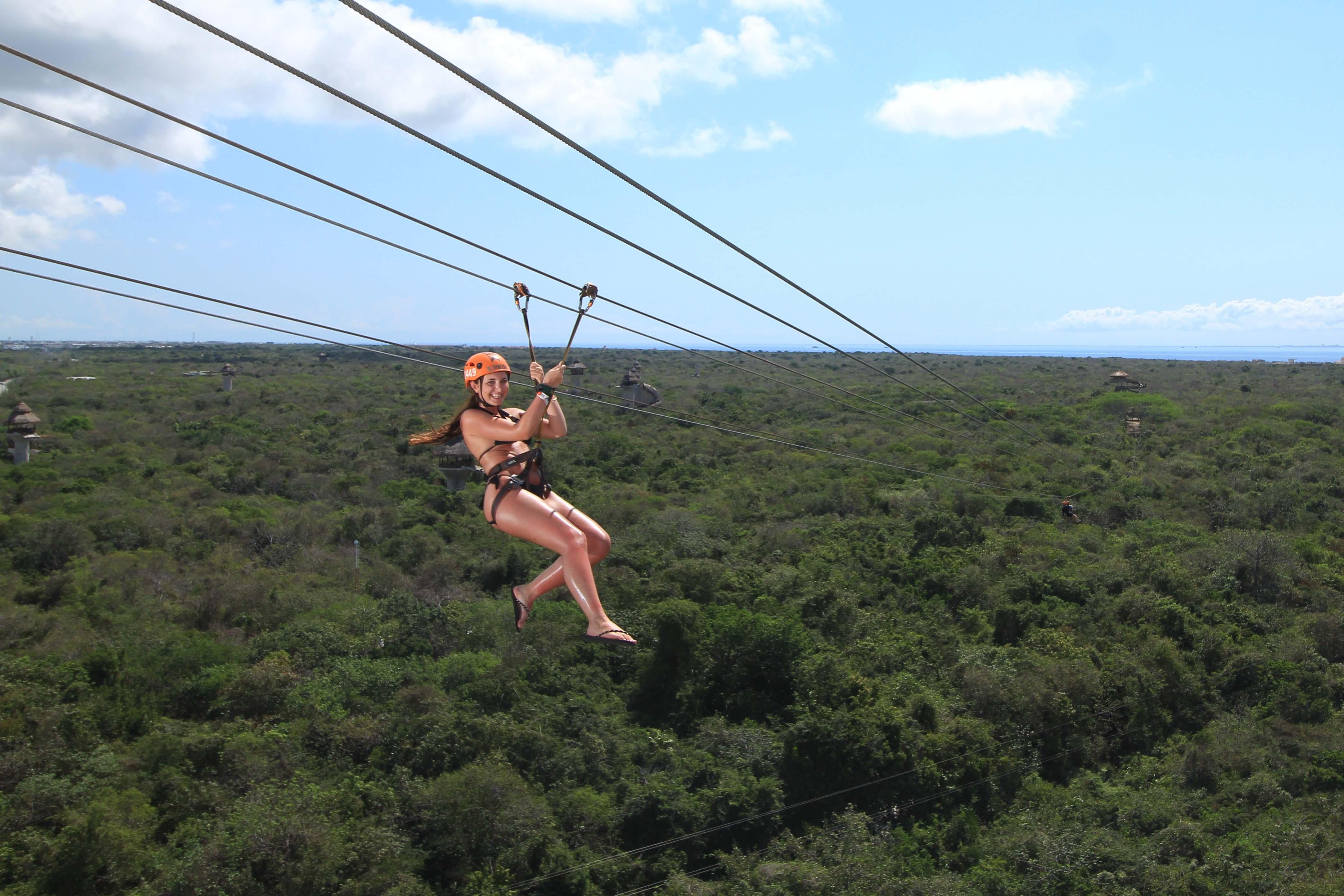 Mejores lugares para practicar deportes extremos en México