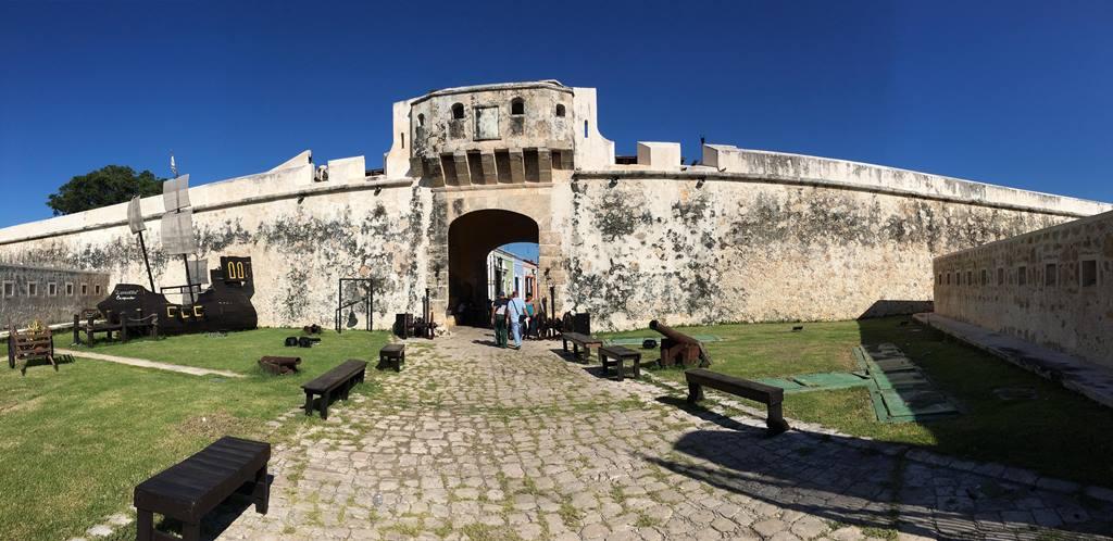 Puerta de tierra campeche avis blog - Viajes puerta palma 2017 ...