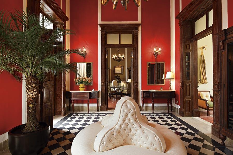 Hoteles en Yucatán - Hotel Casa Lecanda