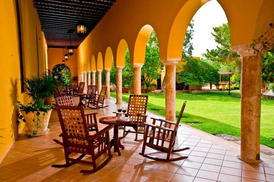 Hoteles en Yucatán - Hacienda Misné