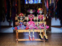Día de muertos en México por Valeria Almoraz