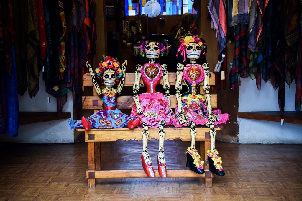 Dónde celebrar el Día de Muertos en México