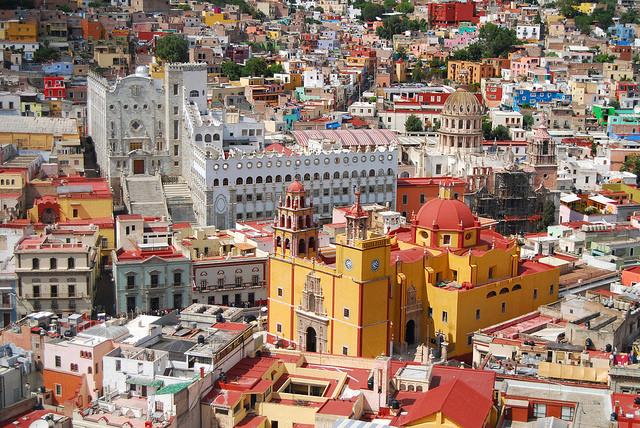 Guanajuato: mejores lugares turísticos en México