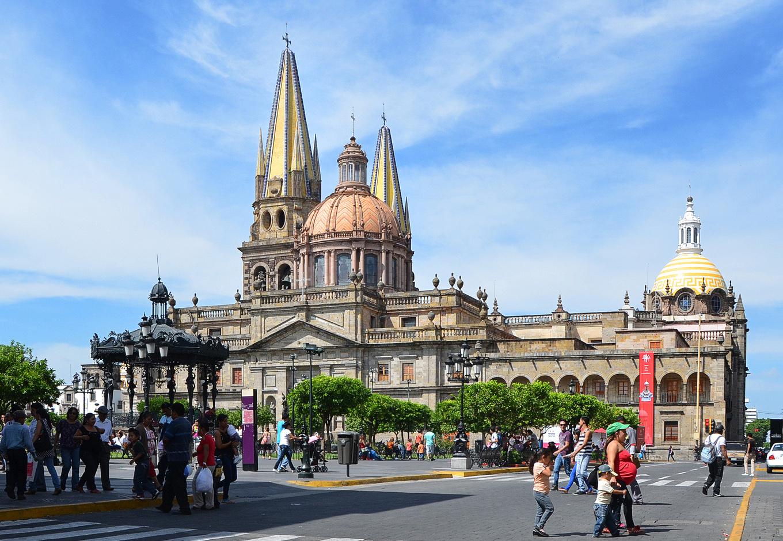 Guadalajara: mejores lugares turísticos en México
