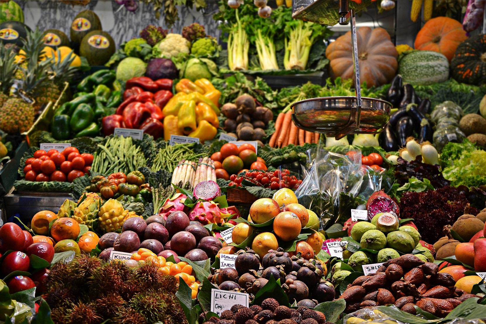 Los mejores mercados de comida en el mundo