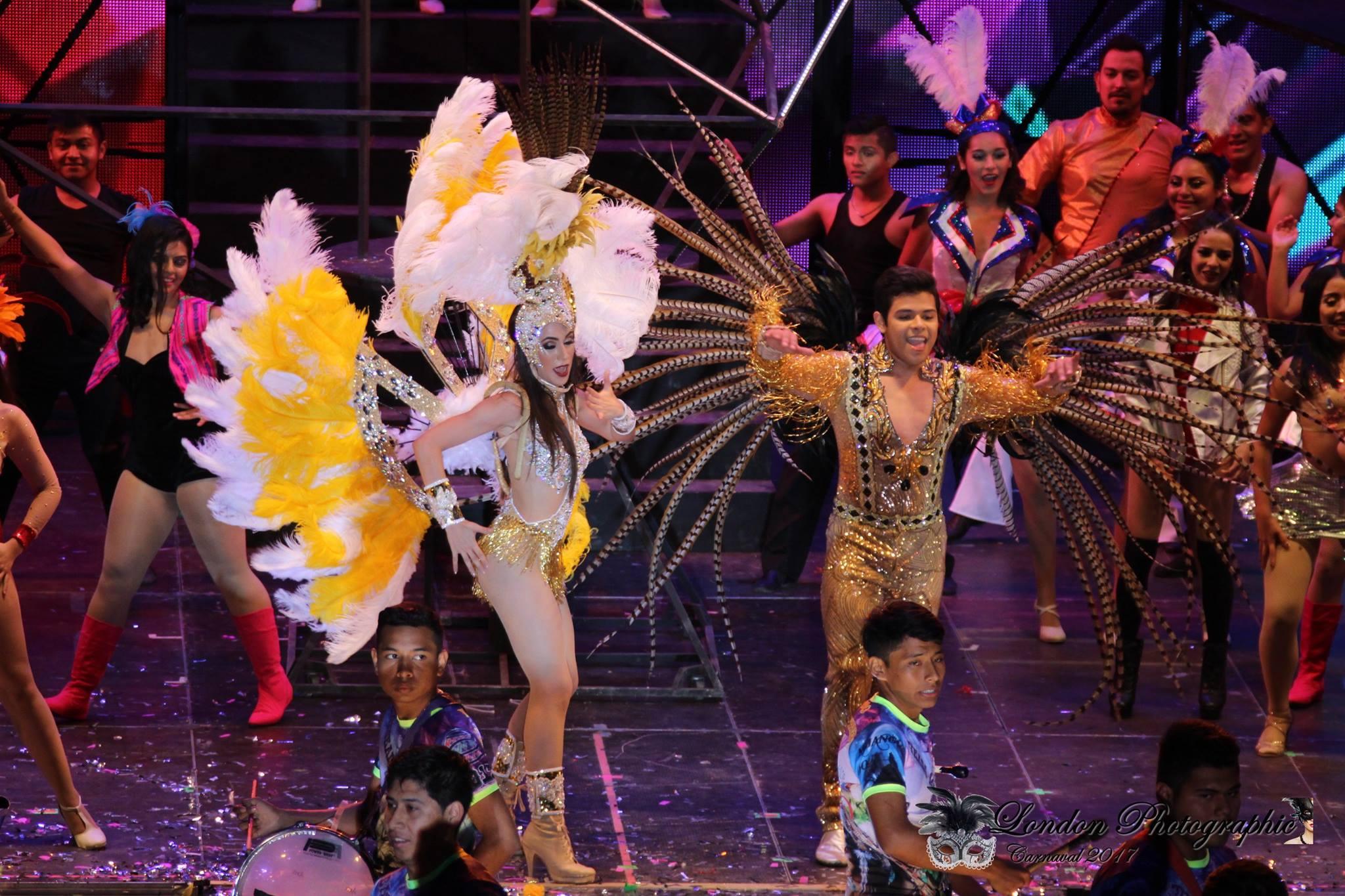 Los carnavales en México más famosos