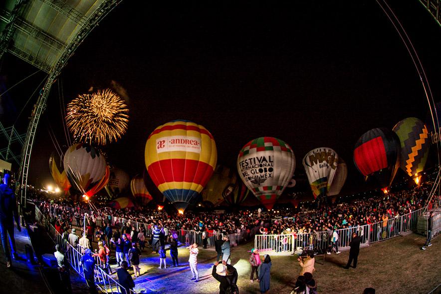 Festival del Globo en León
