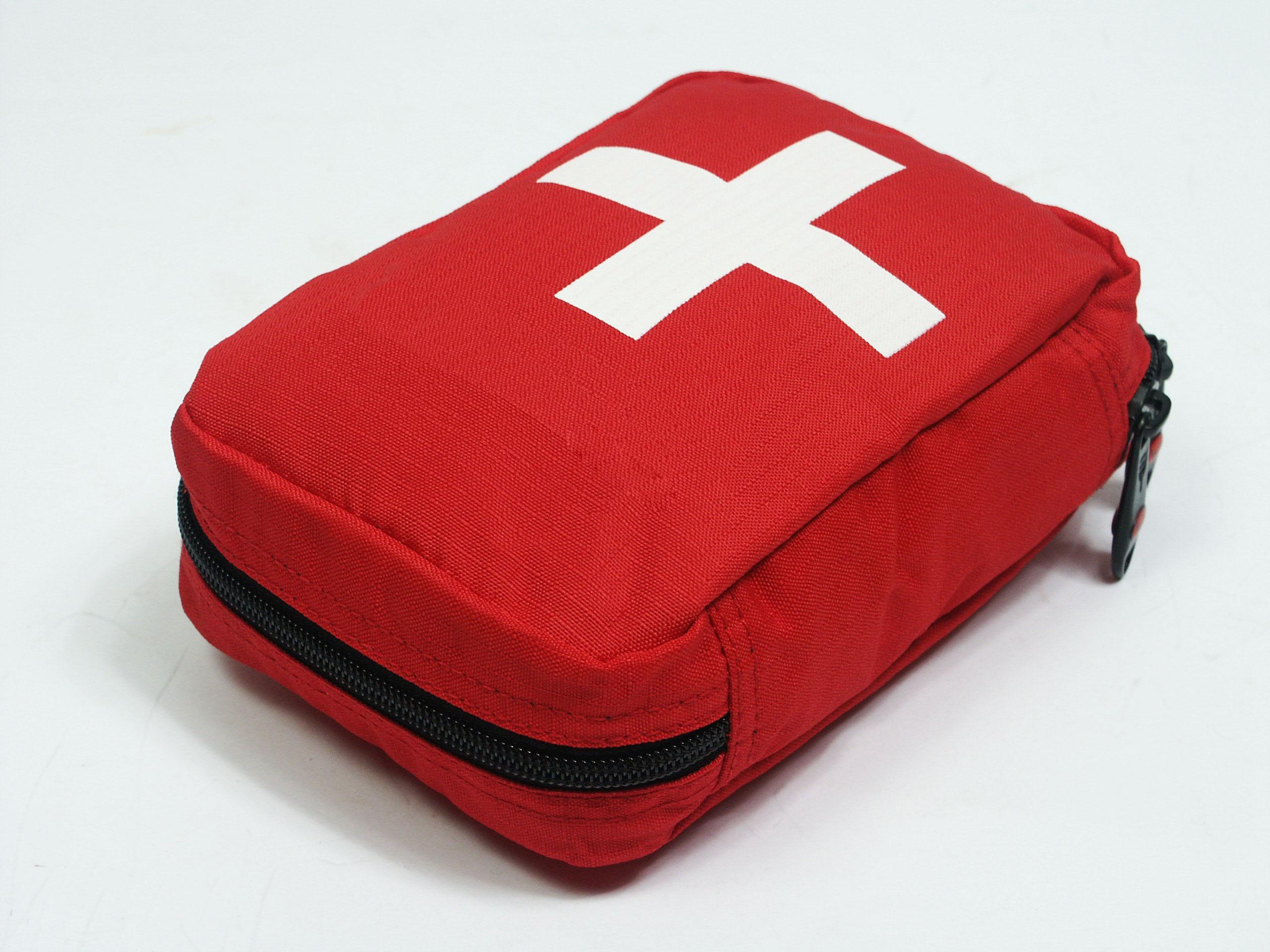 Tips de viaje: empaca un botiquín de primeros auxilios