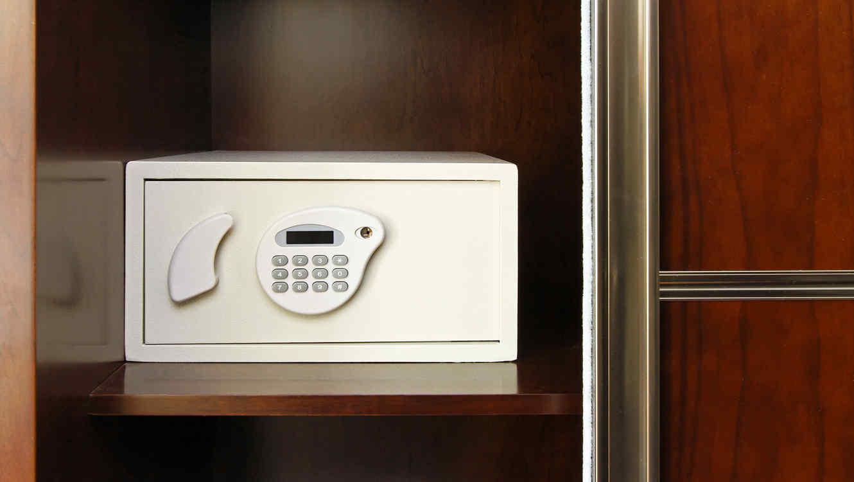 Tips de viaje: utiliza candados y cajas de seguridad