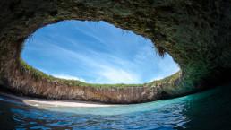Fotografía de paisajes en las Islas Marietas