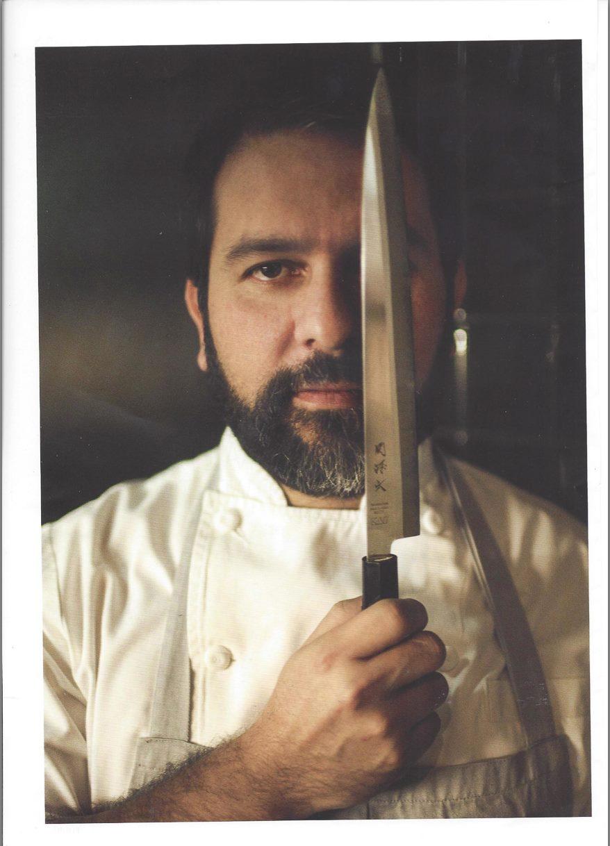 Enrique Olvera, chef de uno de los mejores restaurantes mexicanos