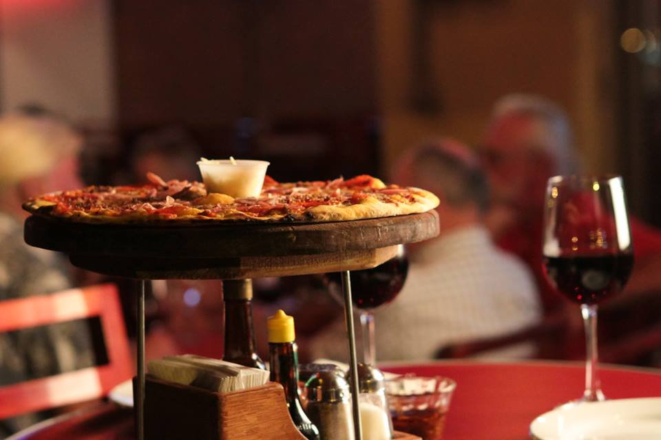 La Mona Pizzería: Restaurantes en Mazatlán