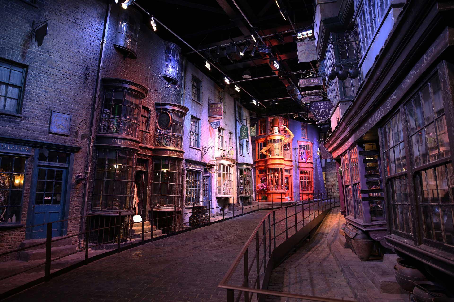 Tour Harry Potter por Reino Unido