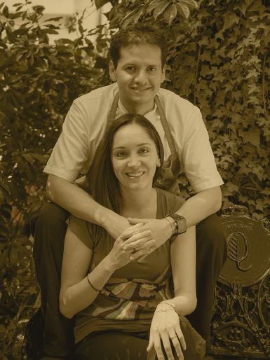 Jorge Vallejo y Alejandra Flores de Quintonil, mejores restaurantes mexicanos