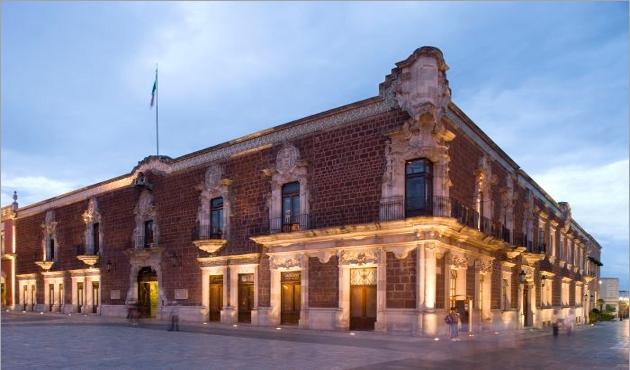 Palacio de Gobierno: qué hacer en Aguascalientes