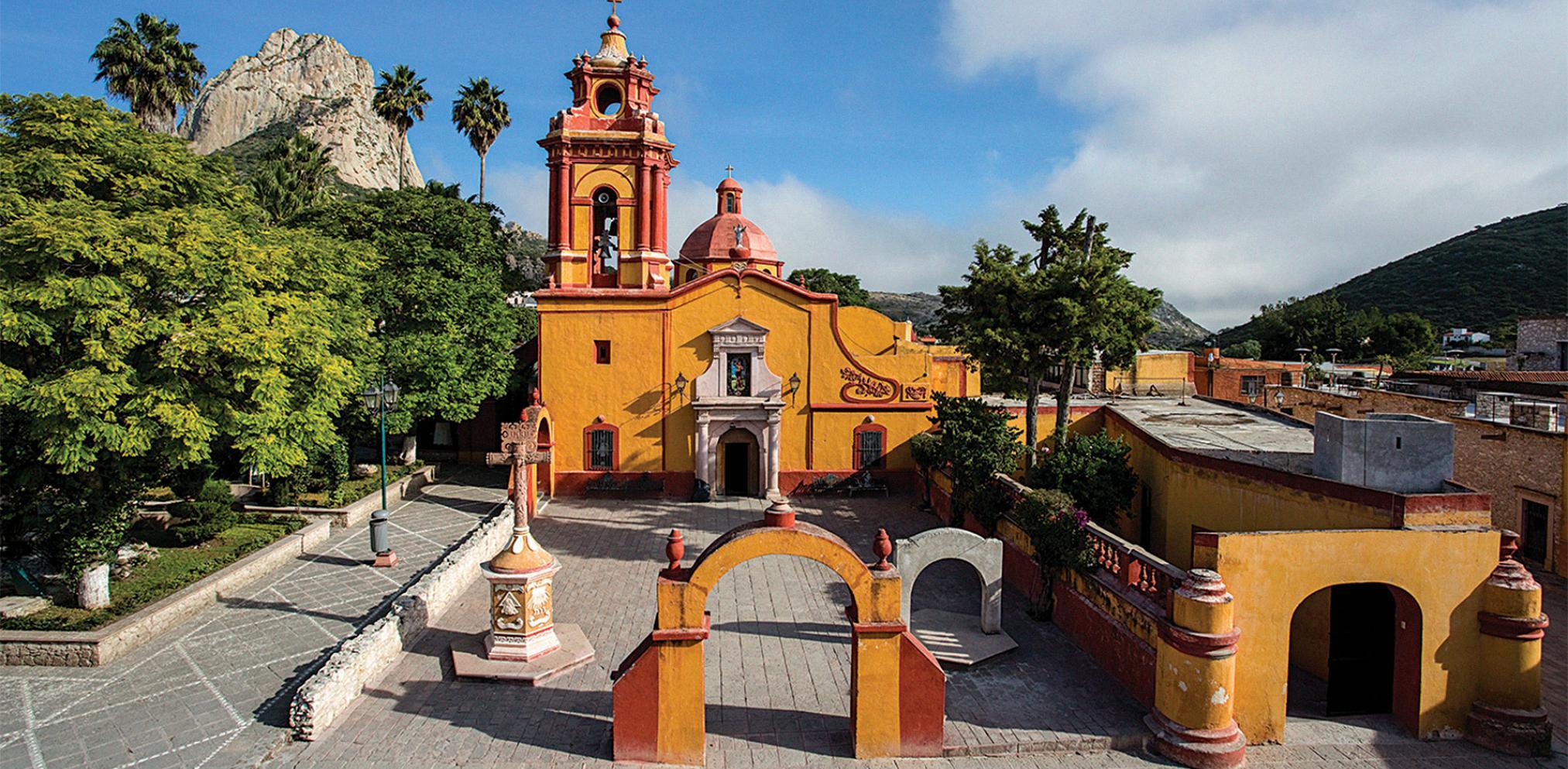 Pueblos cerca de la Ciudad de México: Bernal, Querétaro