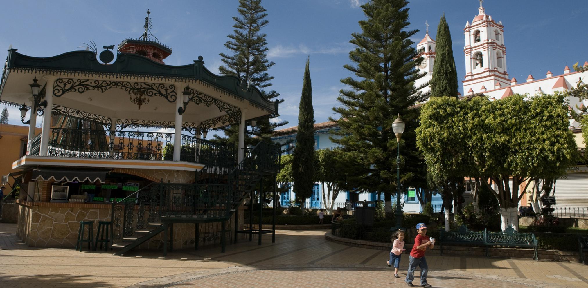 Pueblos cerca de la Ciudad de México: Ixtapan de la Sal