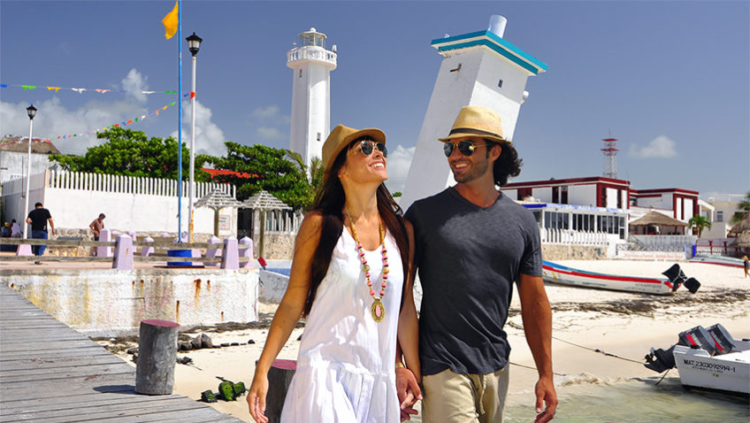 Ruta de playas y cenotes de la Riviera Maya en 7 días