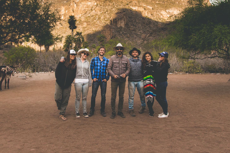 Road trip: lugares turísticos de Baja California Sur