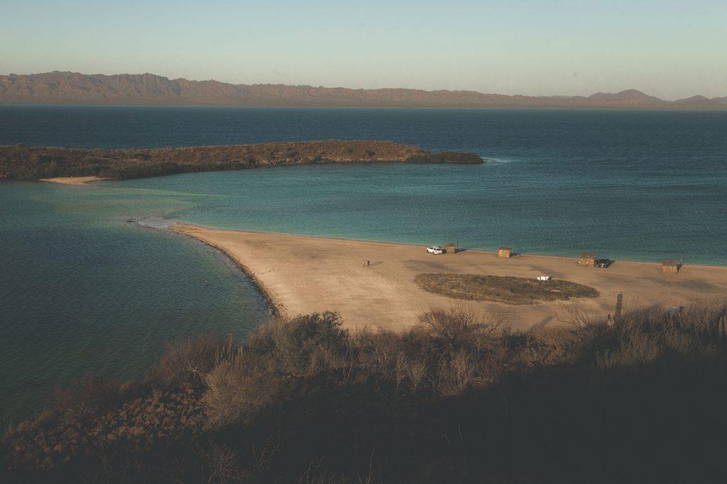 Lugares turísticos de Baja California Sur: Santa Rosalía.