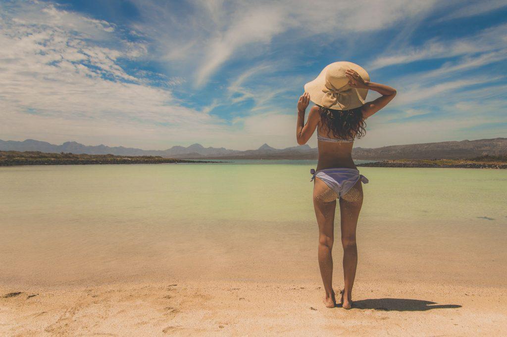 Lugares turísticos de Baja California Sur: Isla Coronado.