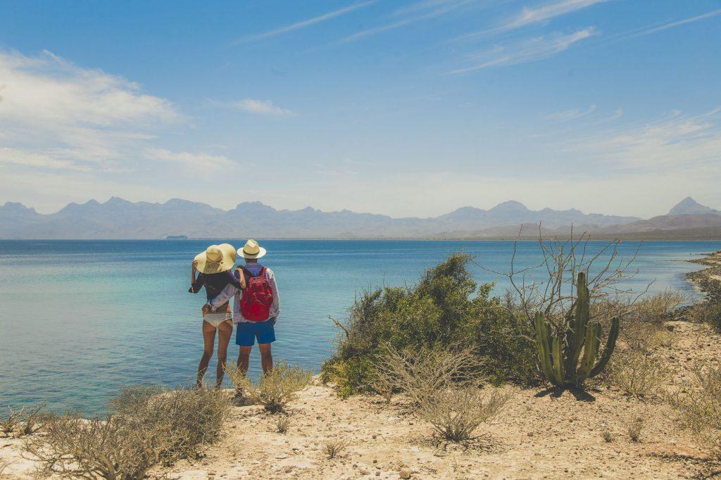 Lugares turísticos de Baja California Sur: Bahía Concepción.