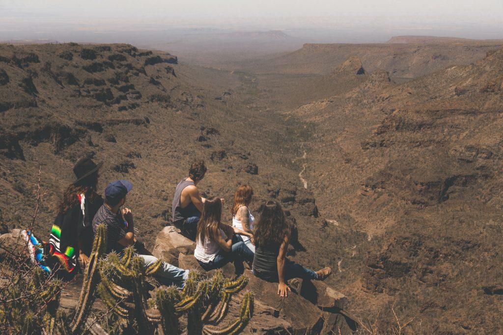 Lugares turísticos de Baja California Sur: Reserva de la Biósfera ElVizcaíno.