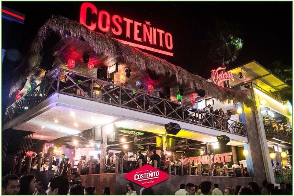 Lugares en Aguascalientes para celebrar: Costeñito