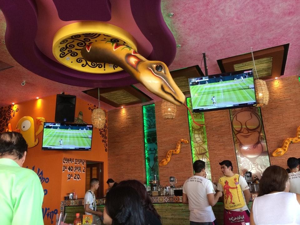 Lugares en Aguascalientes para celebrar: Cantinita