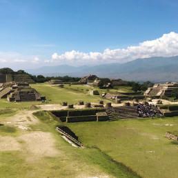 Monte Albán, uno de los mejores lugares para visitar en Oaxaca
