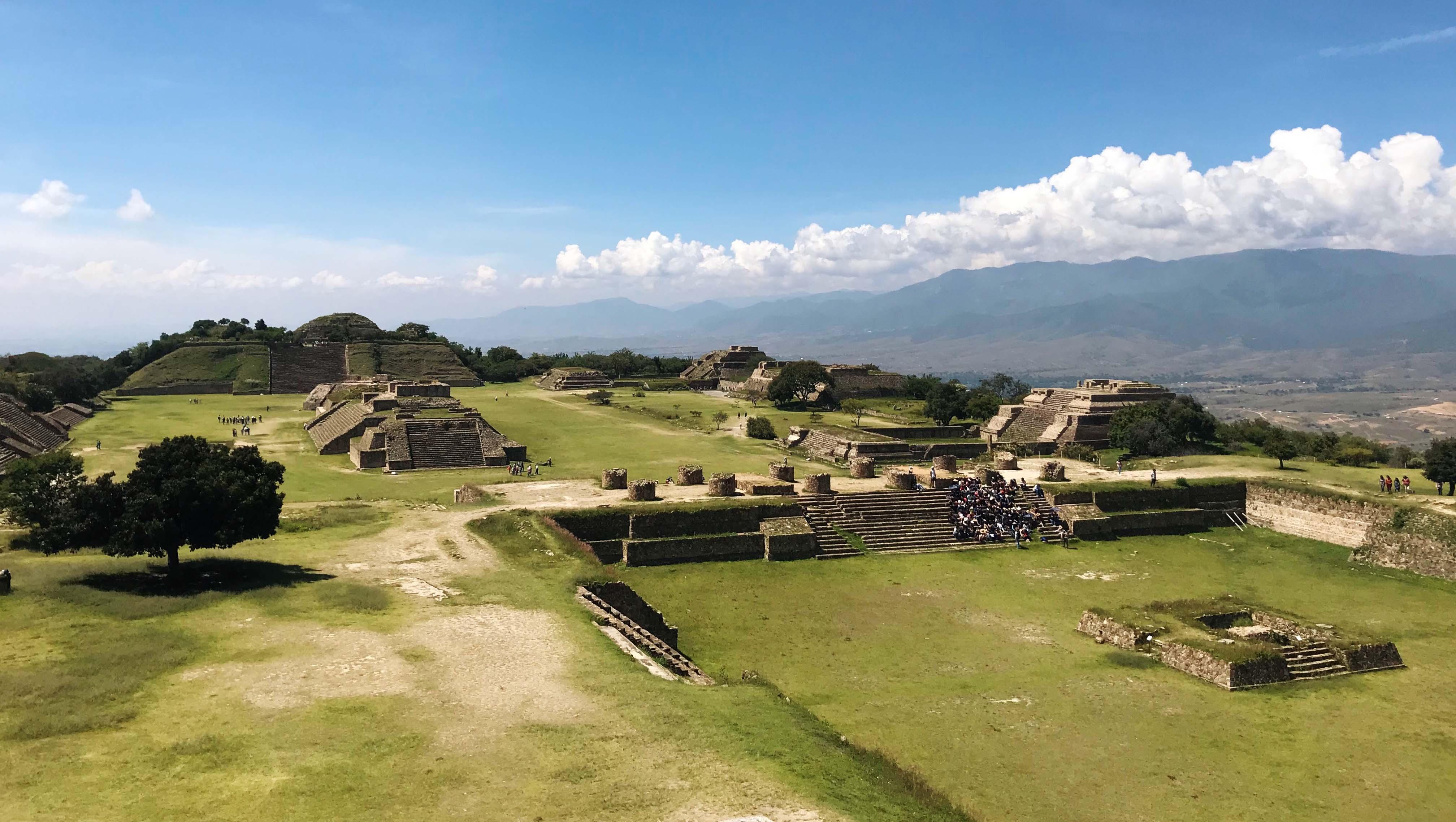 Lugares para visitar en Oaxaca en fin de semana