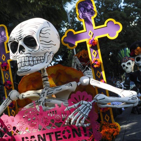 Celebra el Día de Muertos 2018 en la Ciudad de México