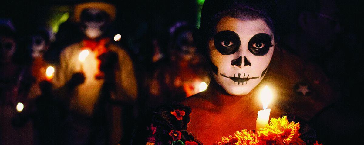 Paseo de las Ánimas, celebración de día de muertos en Mérida