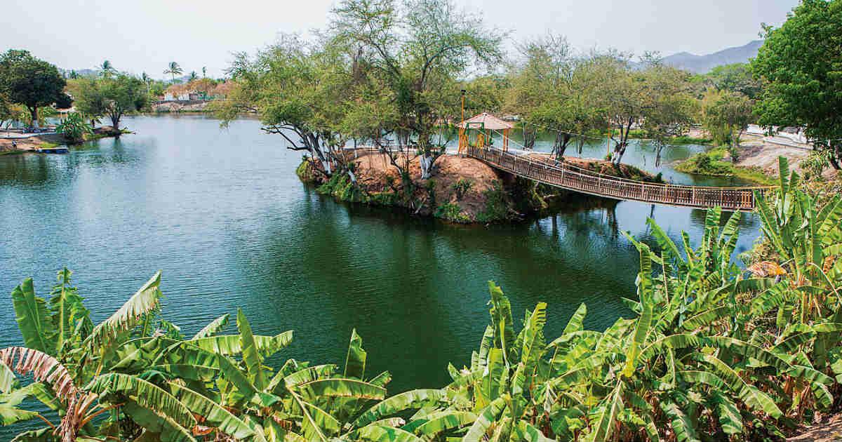 Laguna iguanero.