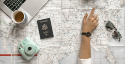 Requisitos para viajar al extranjero