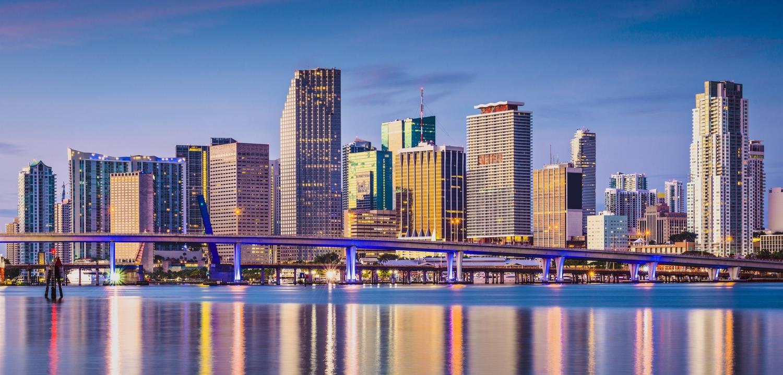 Miami City es uno de los lugares turísticos de Florida