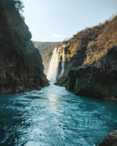 Cascadas de Tamul.