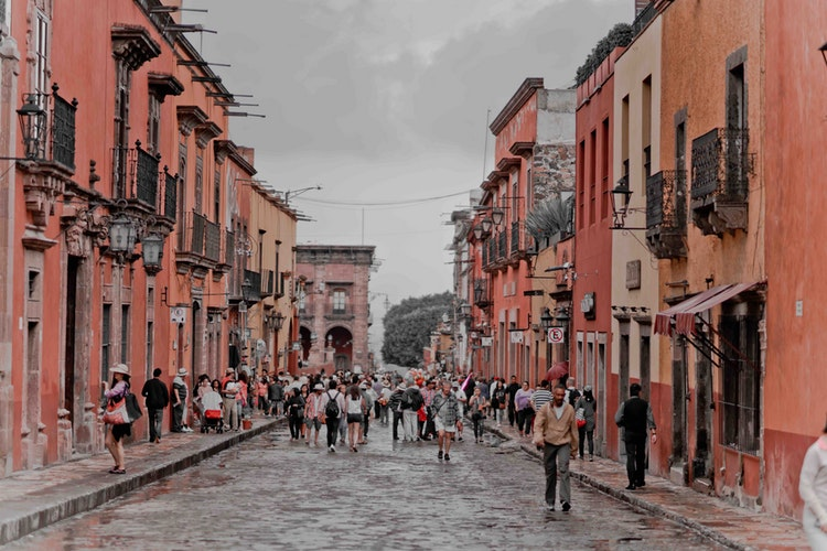 Calle San Fernando, San Miguel de Allende
