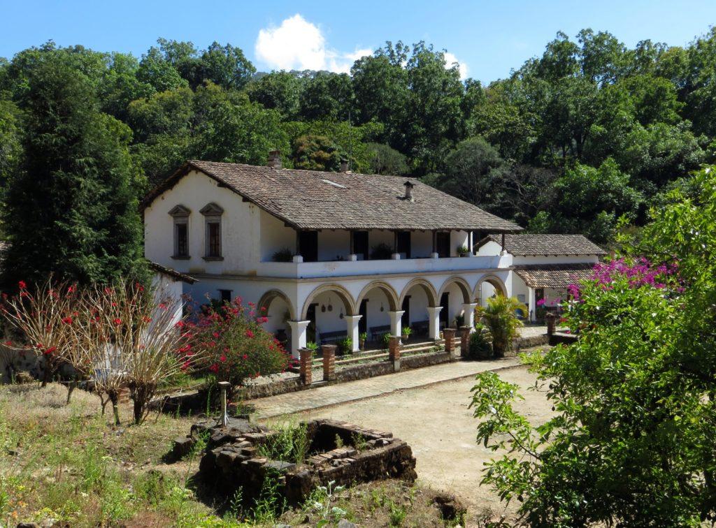 Hacienda Jalisco en San Sebastían del Oeste Pueblo Magico.