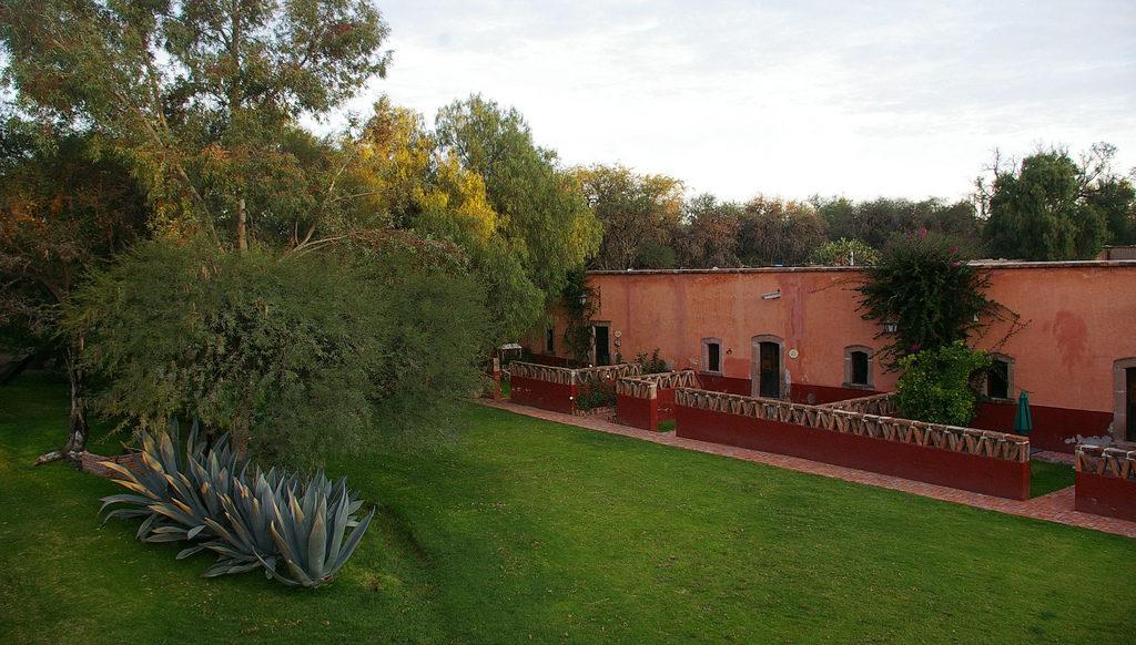 Hacienda Sepulveda en Lagos de Moreno Pueblo Mágico.