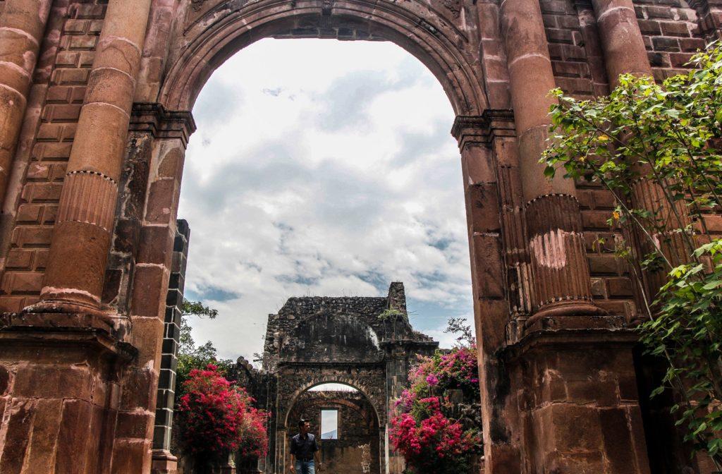 Templo Inconcluso de la Preciosa Sangre, Mascota Pueblo Mágico.