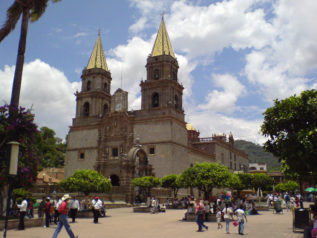Basílica de Nuestra Señora del Rosario de Talpa Pueblo Mágico