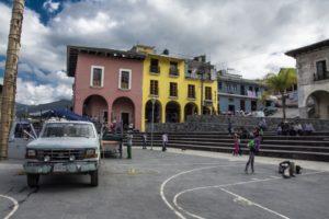Calles de Pahuatlán.