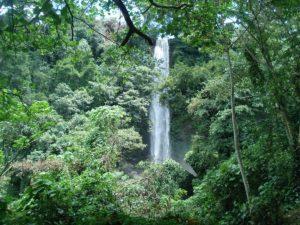 Cascada de Tlaxcalantongo.