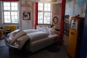 V8 hotel en Baden-Wurttemberg, Alemania.