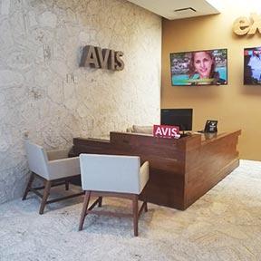 Oficina Avis Hotel Xcaret