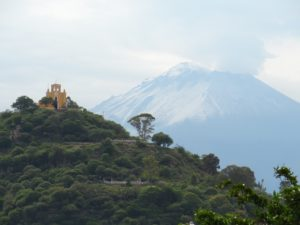 Cerro de san Miguel.