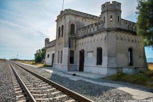 Estación de Candela, Pueblo Mágico de Coahuila.