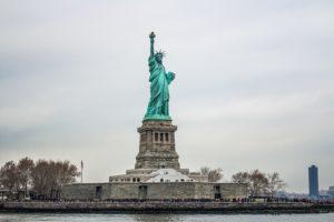 Estatua de la libertad.