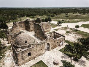 Misión de San Bernardo en Guerrero, Pueblo Mágico de Coahuila.